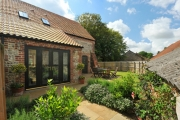 Chaff House holiday accommodation, Rookery Farm, Norfolk