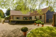 Wash House, holiday accommodation, Rookery Farm, Norfolk