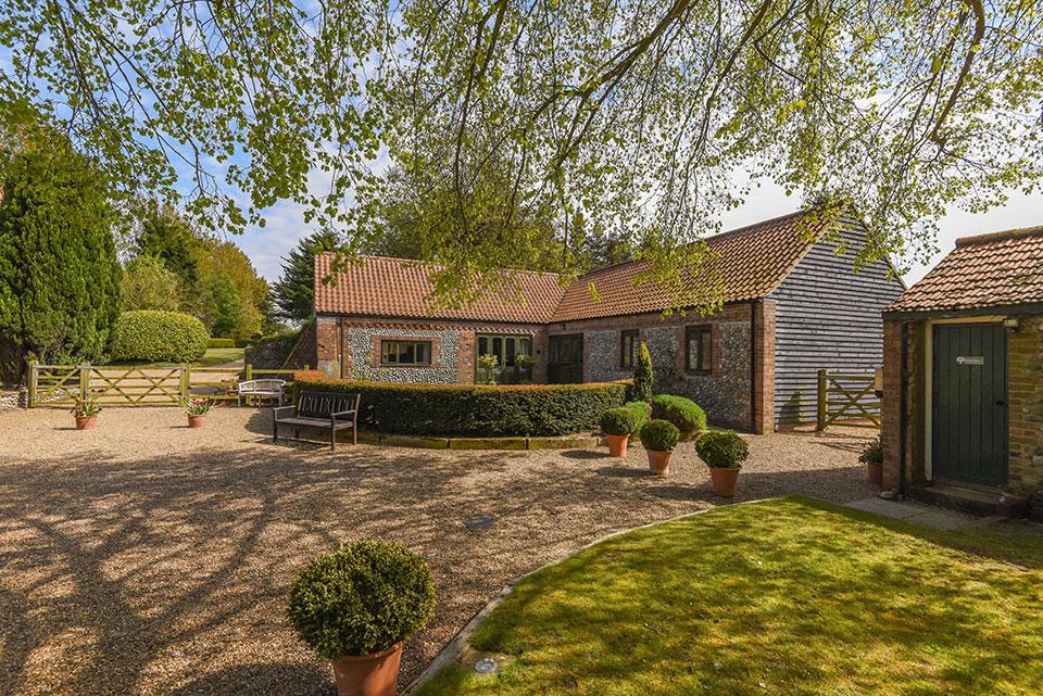 Rookery Farm Holiday Accommodation Norfolk Luxury Barns