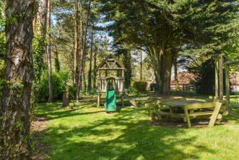 Rookery Farm Norfolk - play area