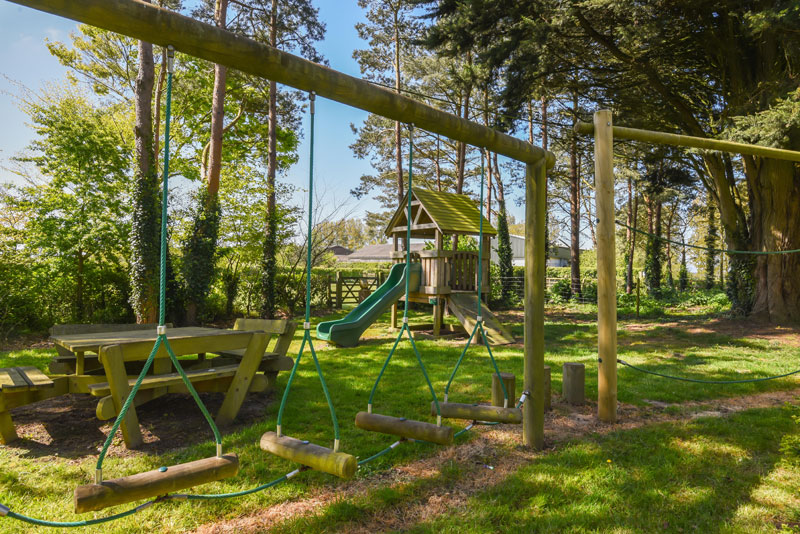 Rookery Farm Norfolk - play area