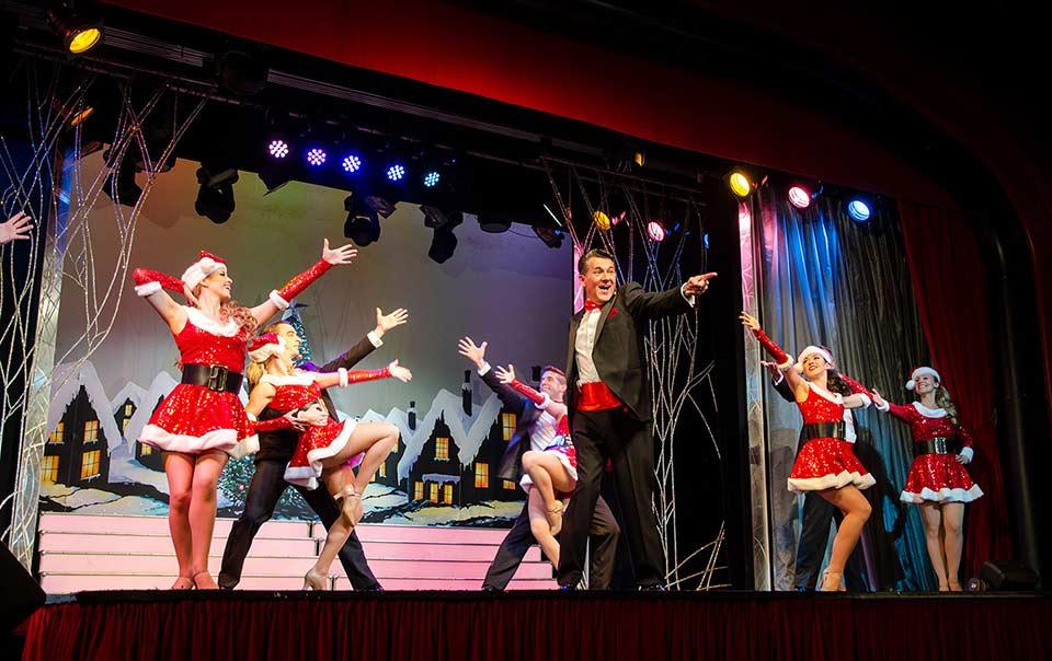 Cromer Pier Christmas Show
